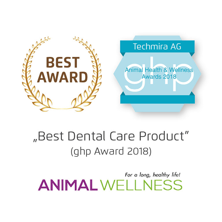 Mira-Pet Doog Toothbrush Awards